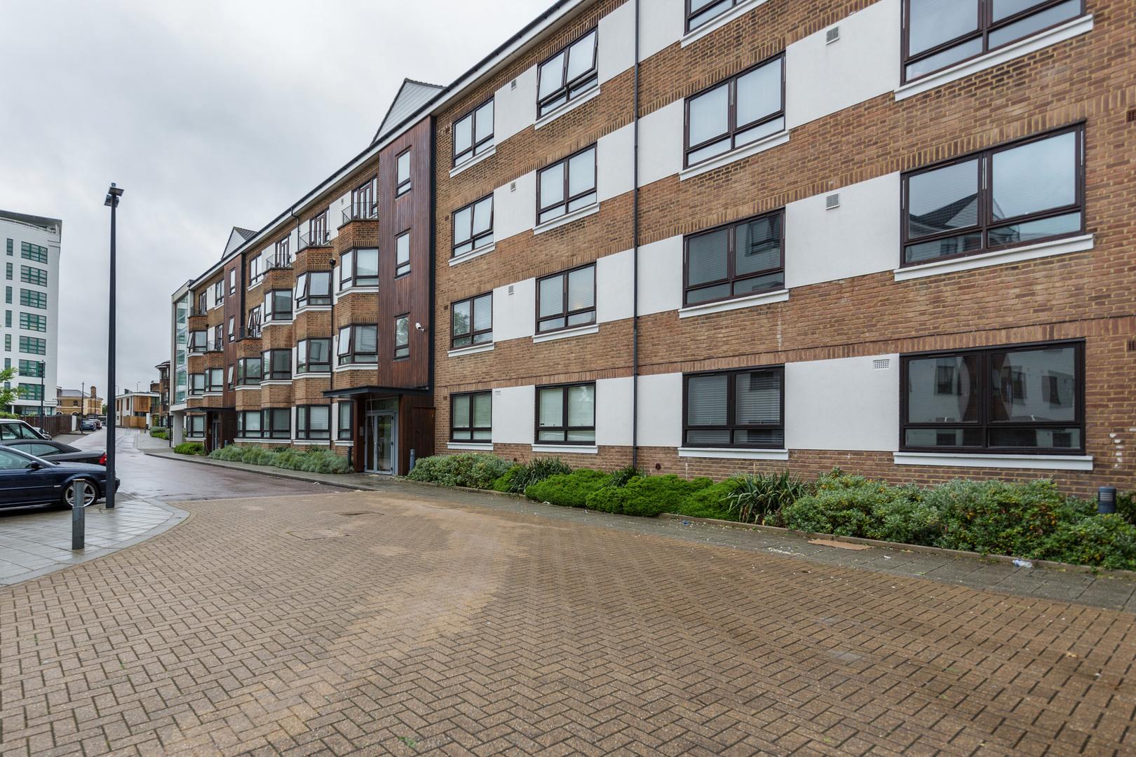 Award winning apartments in London